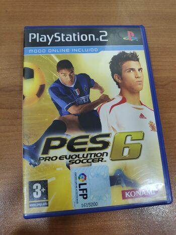 Pro Evolution Soccer 6 PlayStation 2