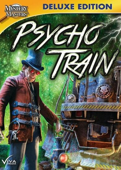 Mystery Masters: Psycho Train (Deluxe Edition) Steam Key GLOBAL