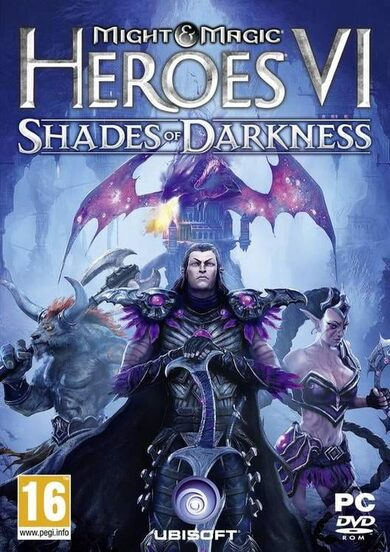 Might & Magic: Heroes VI - Shades of Darkness Uplay Key GLOBAL