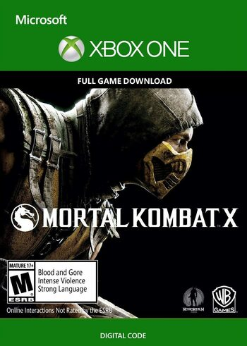 Mortal Kombat X XBOX LIVE Key UNITED STATES