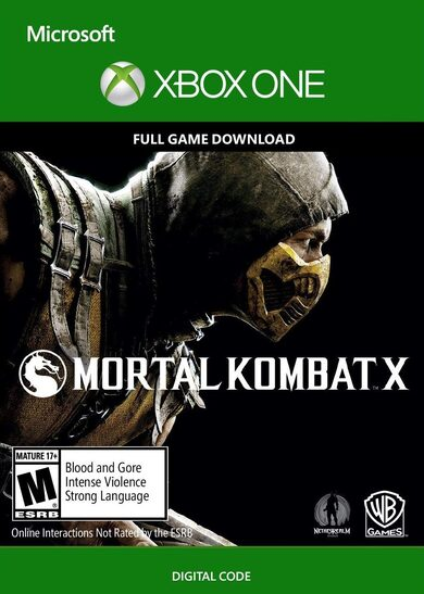 Mortal Kombat X (Xbox One) Xbox Live Key GLOBAL