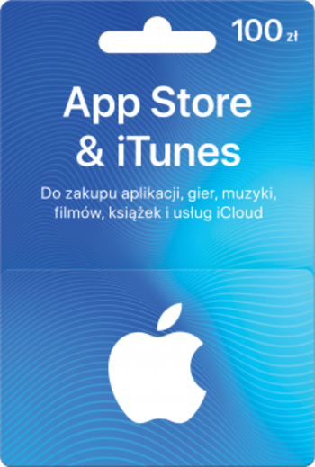 Apple iTunes Gift Card 100 PLN iTunes Key POLAND