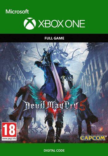 Devil May Cry 5 XBOX LIVE Key UNITED STATES