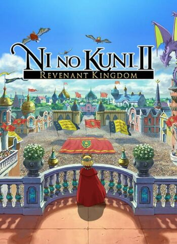 Ni No Kuni II: Revenant Kingdom Steam Key GLOBAL
