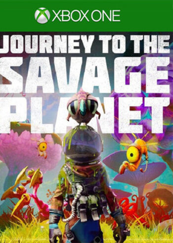 Journey to the Savage Planet (Xbox One) Xbox Live Key UNITED STATES