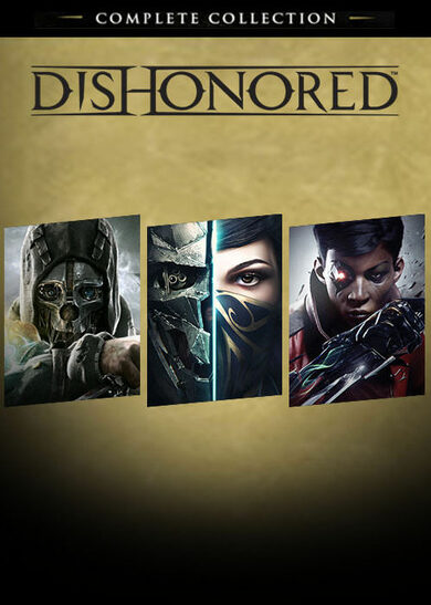 Dishonored: Complete Collection Steam Key EUROPE