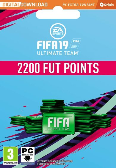 FIFA 19 - 2200 FUT Points Origin Key GLOBAL