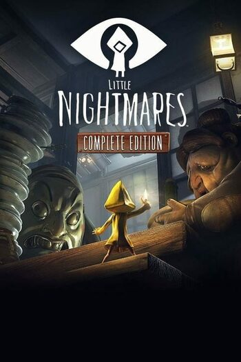 Little Nightmares (Complete Edition) Steam Key GLOBAL