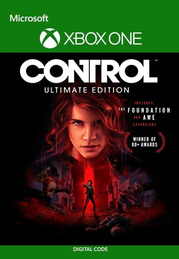 Control Ultimate Edition (Xbox One) Xbox Live Key UNITED STATES