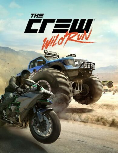 The Crew: Wild Run Edition (incl. base game and DLC) Uplay Key GLOBAL