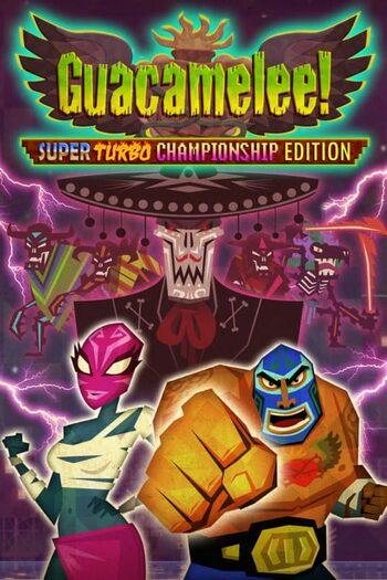 Guacamelee! Super Turbo Championship Steam Key GLOBAL