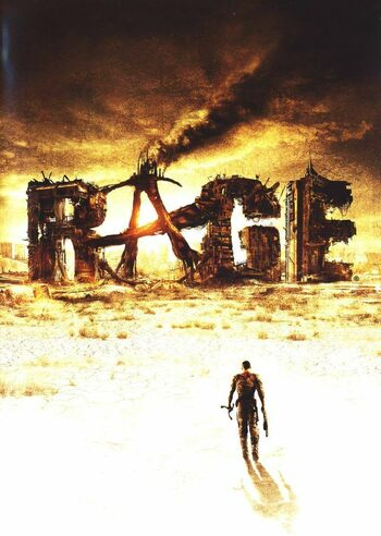 Rage Steam Key GLOBAL