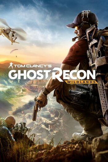 Tom Clancy's Ghost Recon: Wildlands Uplay Key EUROPE