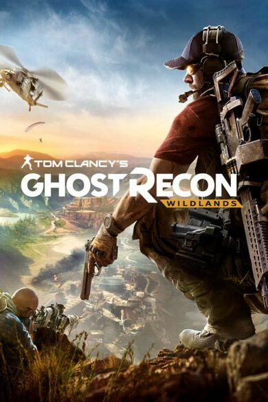 Tom Clancy's Ghost Recon: Wildlands Uplay Key EUROPE