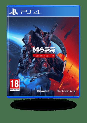 Mass Effect Legendary Edition PlayStation 4