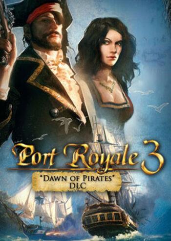Port Royale 3: Dawn of Pirates (DLC) Steam Key GLOBAL