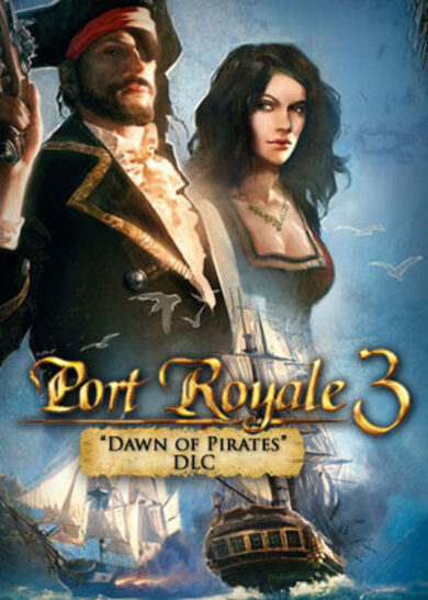 Port Royale 3: Dawn of Pirates (DLC) Steam Key GLOBAL фото
