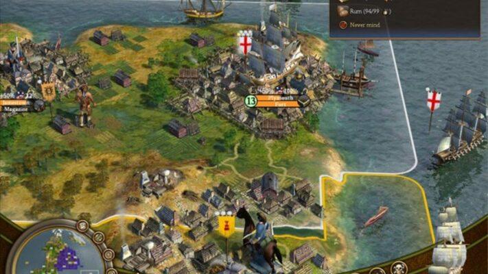 Sid Meier's Civilization IV: Colonization Steam Key GLOBAL