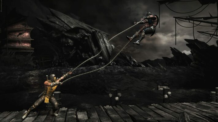 Buy Mortal Kombat X Cd Key For Pc At A Cheaper Price Eneba