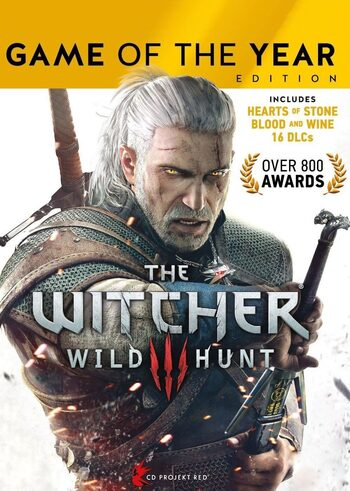 The Witcher 3: Wild Hunt GOTY GOG.com Key GLOBAL