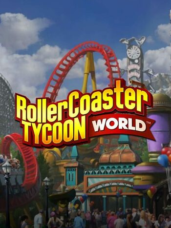 RollerCoaster Tycoon World Steam Key GLOBAL