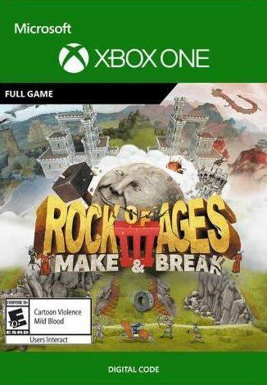 Rock of Ages 3: Make & Break (Xbox One) Xbox Live Key UNITED STATES
