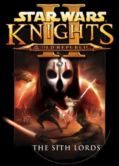 Star Wars: Knights of the Old Republic II - The Sith Lords Steam Key EUROPE