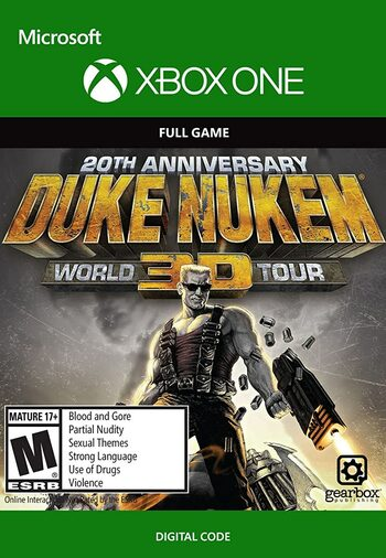 Duke Nukem 3D: 20th Anniversary World Tour (Xbox One) Xbox Live Key UNITED STATES