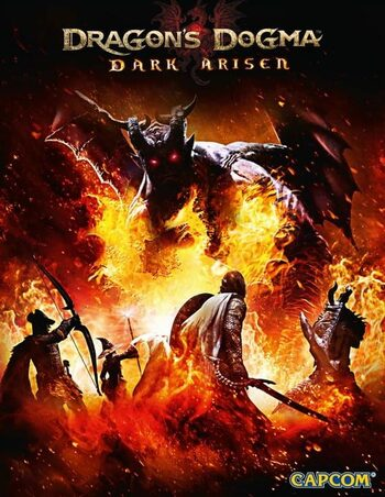 Dragon's Dogma: Dark Arisen Steam Key EUROPE