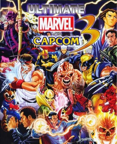 Ultimate Marvel vs. Capcom 3 Steam Clave GLOBAL