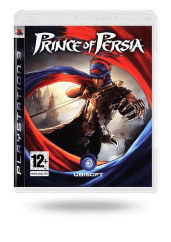 Prince of Persia (2008) PlayStation 3