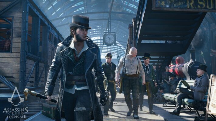 Buy Assassin S Creed Syndicate Uplay Key Best Price Eneba