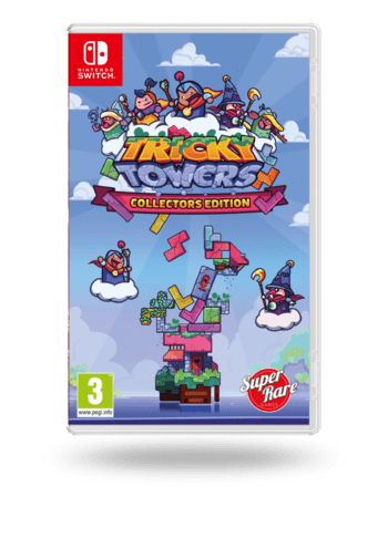 Tricky Towers Nintendo Switch