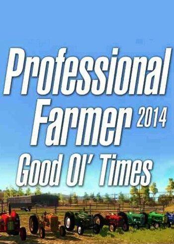 Professional Farmer 2014 - Good Ol' Times (DLC) Steam Key GLOBAL