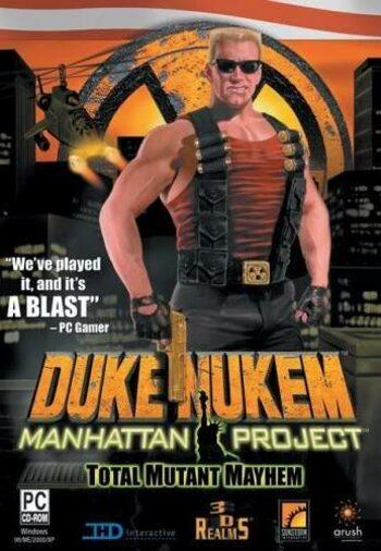 Duke Nukem: Manhattan Project Steam Key GLOBAL