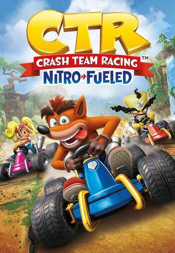 Crash Team Racing Nitro-Fueled (Nintendo Switch) eShop Key UNITED STATES