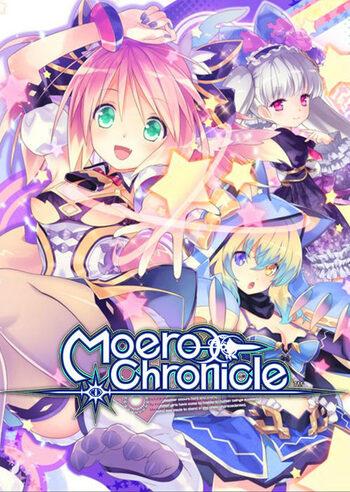 Moero Chronicle Steam Key GLOBAL