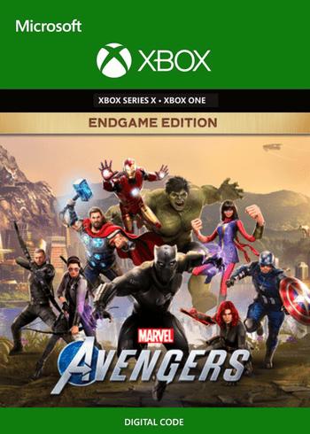 Marvel's Avengers Endgame Edition XBOX LIVE Key UNITED STATES