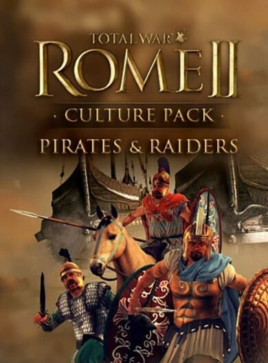 Total War: Rome 2 - Pirates and Raiders Culture Pack(DLC) Steam Key GLOBAL