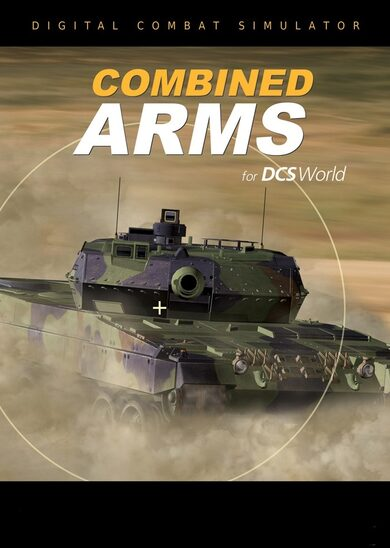 DCS: Combined Arms (DLC) Official Website Key GLOBAL