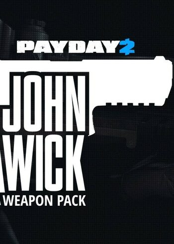 PAYDAY 2: John Wick Weapon Pack (DLC) Steam Key GLOBAL