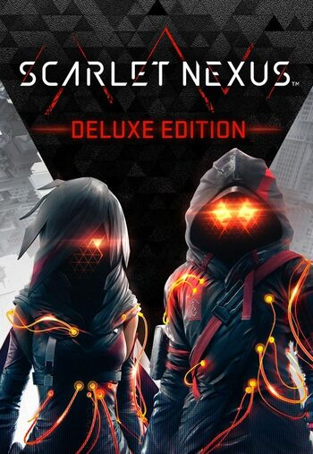 SCARLET NEXUS Deluxe Edition Steam Key GLOBAL