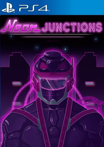 Neon Junctions (PS4) PSN Key UNITED STATES