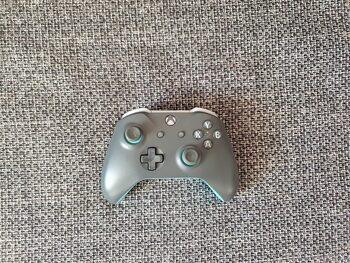 Xbox One X Controller Grey/Blue