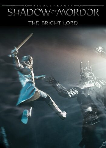 Middle-Earth: Shadow of Mordor - The Bright Lord (DLC) Steam Key GLOBAL