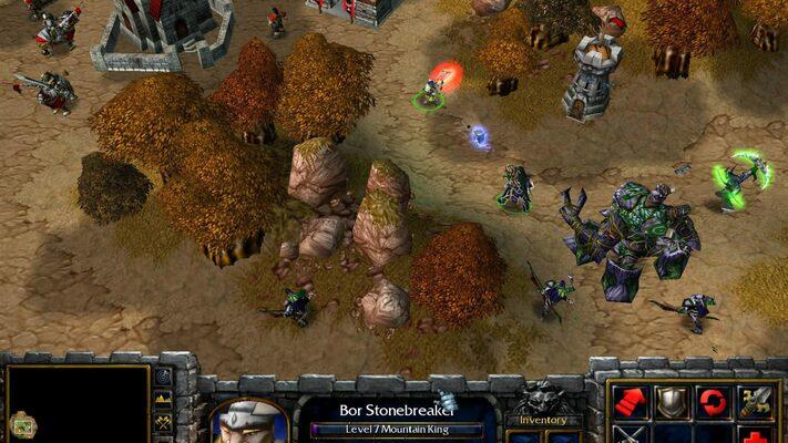 Buy Warcraft 3 Reign Of Chaos Battle Net Key Global Eneba