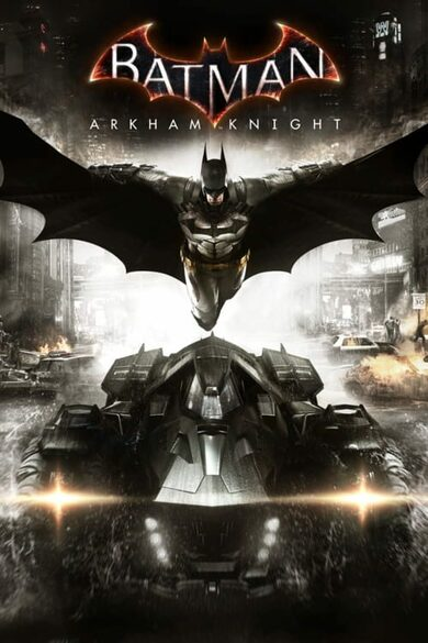 Batman: Arkham Knight Steam Key GLOBAL