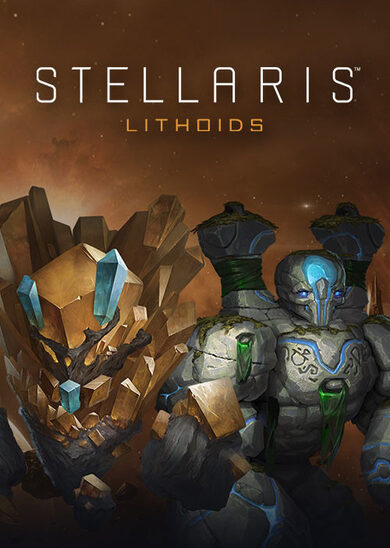 Stellaris: Lithoids Species Pack (DLC) Steam Key GLOBAL