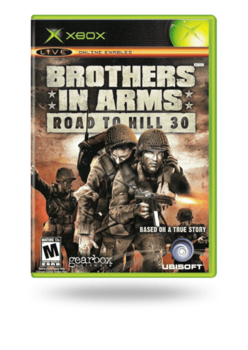 Brothers in Arms: Road to Hill 30 Xbox