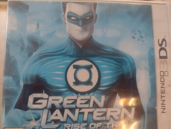 Green Lantern: Rise of the Manhunters Nintendo 3DS